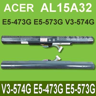 ACER AL15A32 原廠電池 E5-473G E5-573G V3-574G (8.9折)