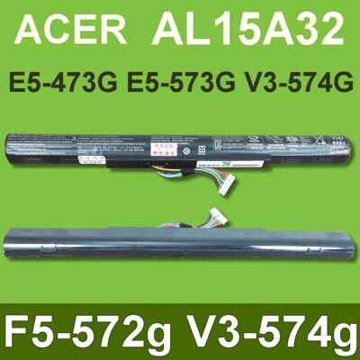ACER AL15A32 原廠電池 E5-573G-557U E5-573G-55 (8.9折)