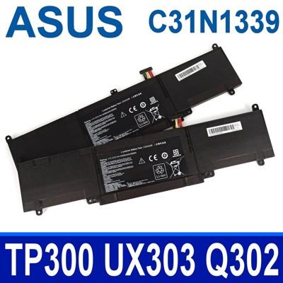 ASUS C31N1339 原廠規格 電池 UX303LN UX303UA UX303UB Q302 (9.3折)
