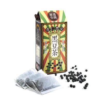 【台灣常溫】有機青仁黑豆茶(禮盒) 15g/包(每盒12包) (8折)