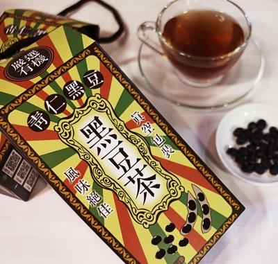 【台灣常溫】有機青仁黑豆茶(禮盒) 15g/包(每盒12包) (5.7折)