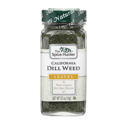 【Spice Hunter 香料獵人】美國原裝進口 100%天然 蒔蘿碎片(14g) (8折)