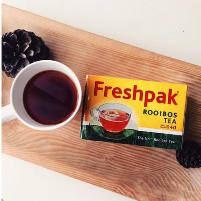 【Freshpak】南非第一品牌 100%南非原裝進口 南非國寶茶Rooibos Tea(40入) (8折)