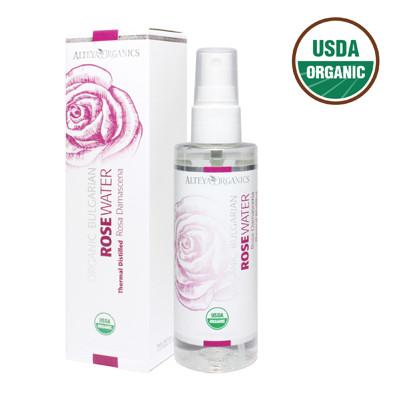 【保加奧圖】保加利亞進口 USDA有機認證 靚玫瑰花水100ml(噴瓶) (5.3折)