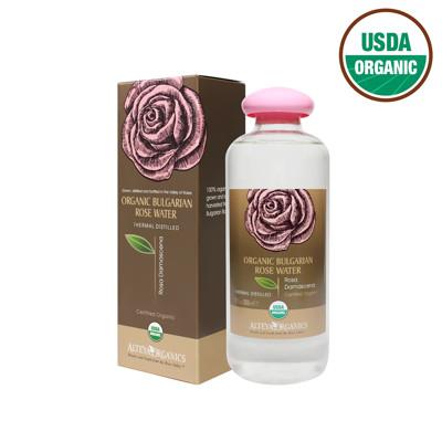 【保加奧圖】保加利亞進口 USDA有機認證 靚玫瑰花水500ml (7.9折)
