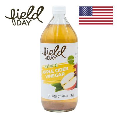 【Field Day 踏青日】美國原裝進口 級優蘋果醋(32 oz/946ml) (6.5折)