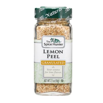 【Spice Hunter 香料獵人】美國原裝進口 100%天然 檸檬皮(59g) (8折)