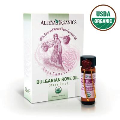 【Alteya Organics 保加奧圖】保加利亞進口 奧圖玫瑰原萃精油(2.3mL) (8.5折)