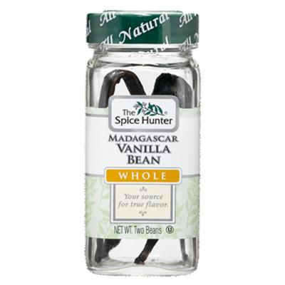 【Spice Hunter 香料獵人】美國原裝進口 100%天然 馬達加斯加香草夾(10g) (8折)