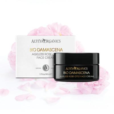 【Alteya Organics 保加奧圖】保加利亞進口 靚玫瑰凍齡面霜(50mL) (7.5折)