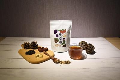 伍春 黑蜜麻草本茶 (7.6折)