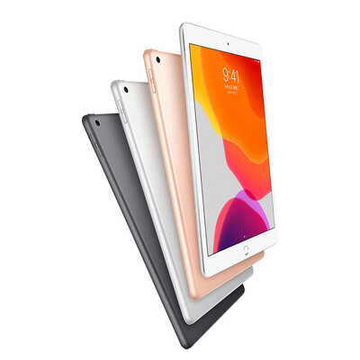 APPLE iPad 7th (WIFI+128G版) 10.2吋 全新一代平板電腦 (9.3折)