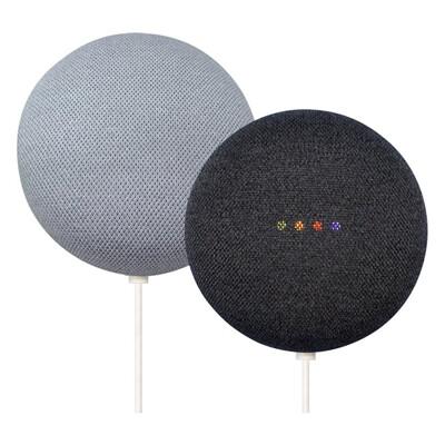 Google Nest Mini第2代中文化智慧音箱/語音助理 (8.9折)