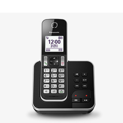 【贈厚直馬克杯】國際牌Panasonic KX-TGD320 TW DECT答錄中文數位無線電話 (8.9折)