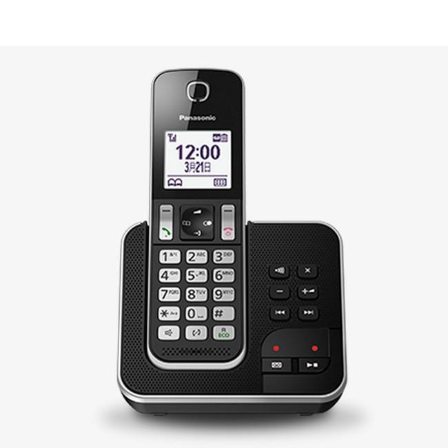 贈厚直馬克杯國際牌panasonic kx-tgd320 tw dect答錄中文數位無線電話
