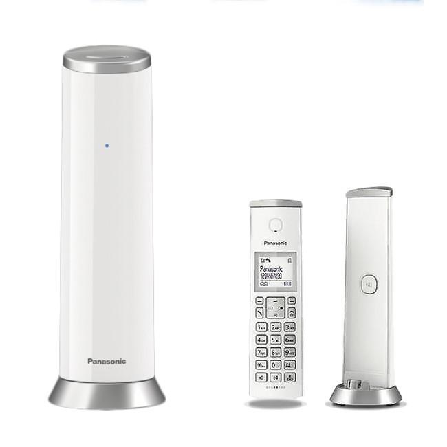 贈厚直馬克杯國際牌panasonic kx-tgk210 tw dect中文美型數位無線電話