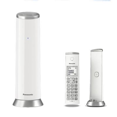 贈厚直馬克杯國際牌panasonic kx-tgk210 tw dect中文美型數位無線電話 (8.2折)