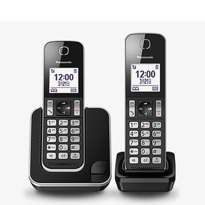 【贈厚直馬克杯】國際牌 Panasonic KX-TGD312 TW DECT雙子機中文數位無線電話 (9.6折)