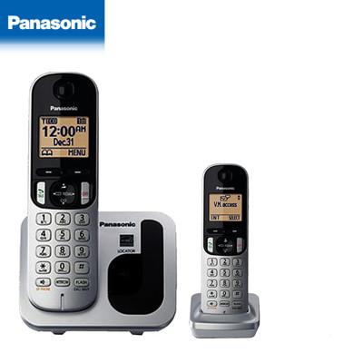 【公司貨兩年保固】國際牌Panasonic KX-TGC212 TW 雙手機數位無線電話 (8.1折)