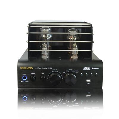 【宇晨MUSONIC】前級真空管藍芽/MP3/USB播放擴大機MU-3100 (6.1折)
