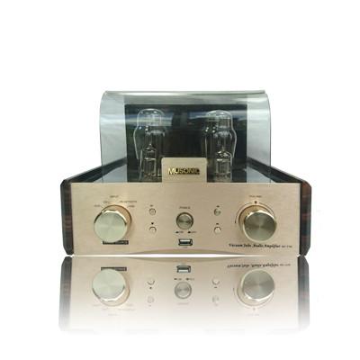 【宇晨MUSONIC】前級真空管藍芽/MP3/USB播放擴大機MU-3200 (5.3折)