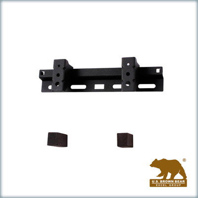 美國布朗熊 H20 牆板固定式-適用14吋~37吋電視壁掛架 (5折)