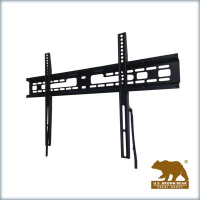 美國布朗熊 F60 牆板固定式-適用46吋~60吋電視壁掛架 (2.5折)