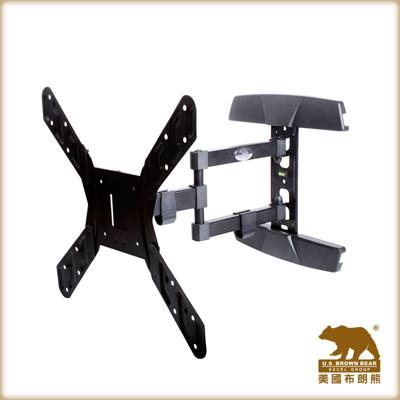 美國布朗熊 VCMB50 懸臂拉伸式-適用26吋~47吋電視壁掛架 (3.3折)