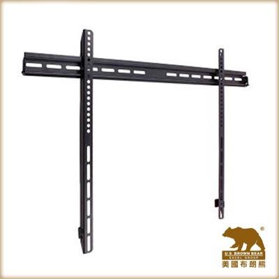 美國布朗熊 W9-63F 牆板固定式電視壁掛架 (3.8折)