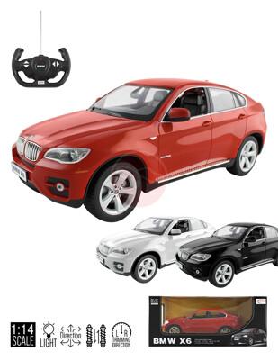 1:14(1/14) BMW X6 正版遙控車 遙控汽車