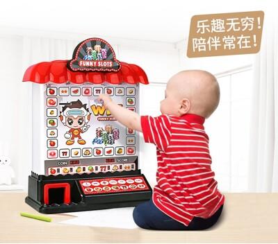 阿莎力 水果機 中奬機 桌遊 小瑪莉 麻仔台 果子狸 兒童水果機 (7.2折)