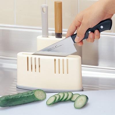 日本製造INOMATA刀具砧板收納架 (7.2折)
