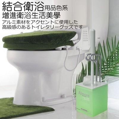 日本ohe時尚機能馬桶刷附鋁合金支架刷座 (8.1折)