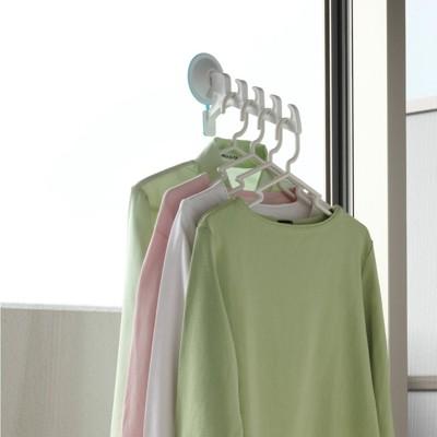 日本AISEN強力吸盤曬衣架 (5.8折)