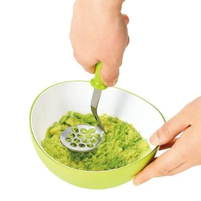 日本製造Shimomura輕小型蔬果搗泥器 (7.8折)