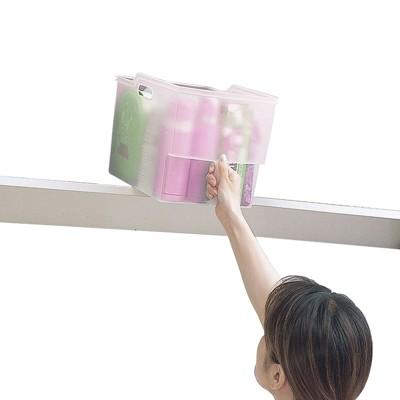 日本製造FUDOGIKEN高位層板專用-手持收納籃(10公升) (7.8折)