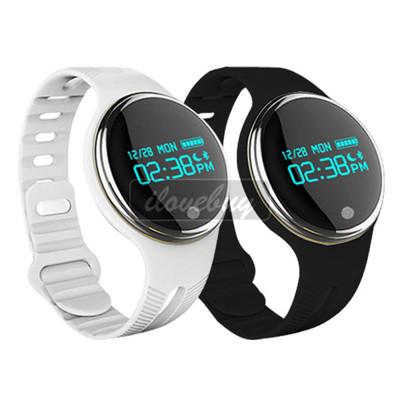 E07智能藍牙手錶 多功能運動手錶 智慧手錶 防水手錶 來電提醒 非 小米手環 W6 W1 (8.5折)