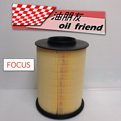 油朋友 空氣芯 FOCUS MK2.5 MK3 柴油 08- 空氣濾芯 7M51-9601-AC (6.2折)