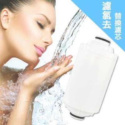 【SMS日月光淨水】除氯沐浴器專用替換濾心 (6.4折)