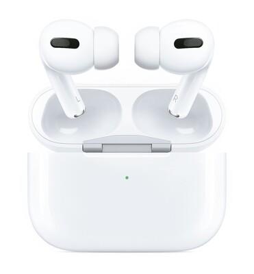 apple airpods pro 真無線藍芽耳機 (mwp22ta/a)正版台灣公司貨 (7.7折)