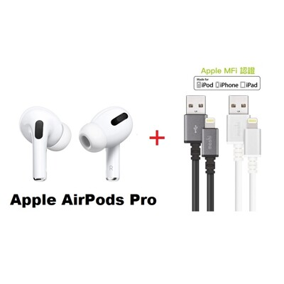 Apple AirPods Pro MWP22TA/A 公司貨 贈moshi Lightning 線 (7.6折)