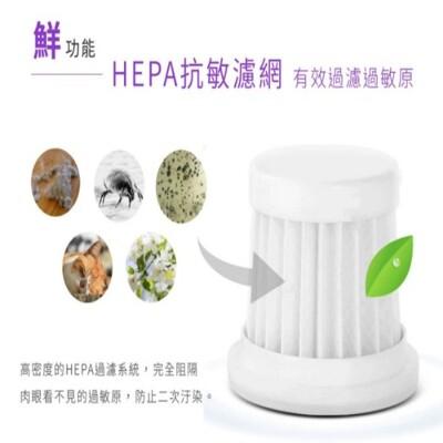 小紫UV紫外線除蟎吸塵器 HEPA濾心 - 6顆組 (7.5折)