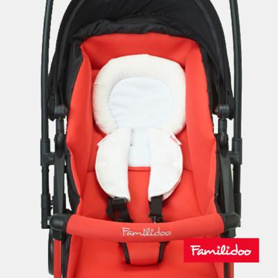 [Familidoo] 頭枕肩帶保護套(嬰兒手推車/汽車座椅適用) (8.3折)