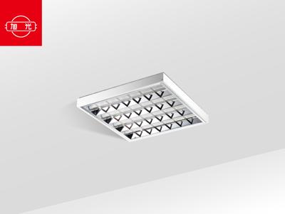 旭光 LED 輕鋼架燈 格柵燈-YD10446 含旭光2尺 T8 白光燈管4支 (5.5折)