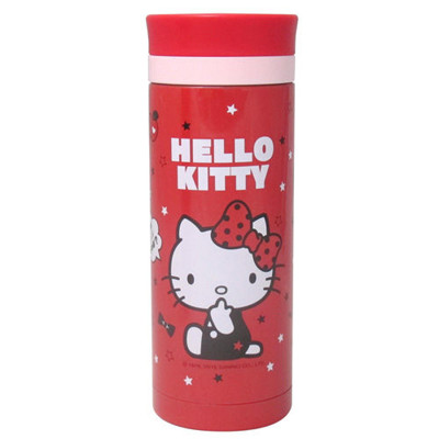 【HELLO KITTY】凱蒂貓真空保溫杯350ml KF-5835 (8.5折)