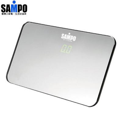 《SAMPO》聲寶 時尚鏡面體重計 BF-L1202ML (7.7折)