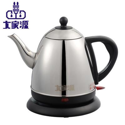【大家源】1.0L不鏽鋼分離式快煮壺 TCY-2710 (7.4折)