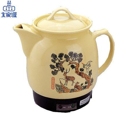 《大家源》全自動陶瓷藥膳壼 -3.5L (TCY-323) (6.3折)