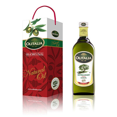 Olitalia奧利塔精緻橄欖油1000ml二入組 (7折)