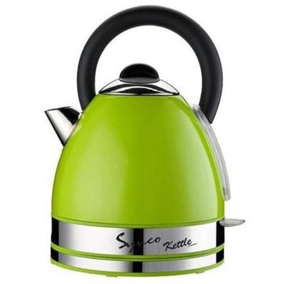 《新格》英式時尚 不銹鋼快煮壺 -1.7L 寶石蘋果綠 (SEK-1735ST) (6.3折)